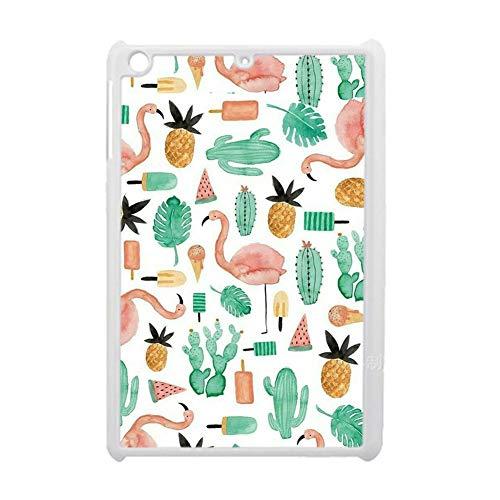 Estuches De Teléfonos Plásticos Duros para Mujeres Diseño Lovely Goose Usar En Apple iPad Mini 2 Individual