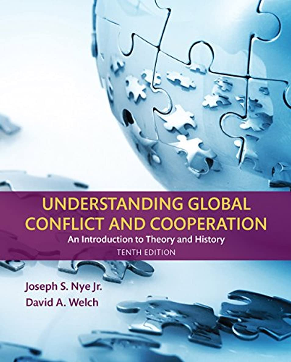 主要なメッセージ政治家Understanding Global Conflict and Cooperation: An Introduction to Theory and History (English Edition)