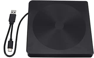 MUMUWU External DVD CD Drive Optical Drive USB 3.0 CD ROM Player DVD Burner Writer Reader Recorder