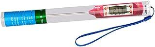 Swiftswan kötttermometer, snabbläst termometer digital matlagning termometer, godis termometer med superlång sond för kök ...