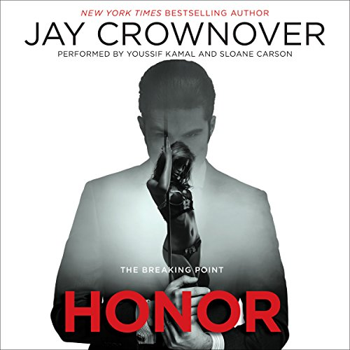 Honor audiobook cover art