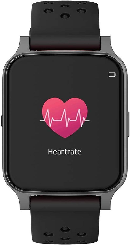 LH-TZ7 rtwatch Android iOS Blautooth Sport Wasserfest Herzschlagmonitor Blautdruck Messung Touchscreen Stoppuhr Schrittzhler Anruferinnerung Schlaf-Tracker Sedentary Erinnerung Wecker