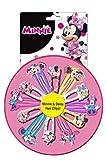 Minnie Mouse Set Clic Clac Pelo De Minnie 80 gr