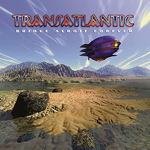 Transatlantic: Bridge Across Forever (Re-issue 2021) (Gatefold black 2LP+CD & LP-Booklet) [Vinyl LP] (Vinyl)