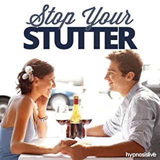 Stop Your Stutter Hypnosis audiobook cover art
