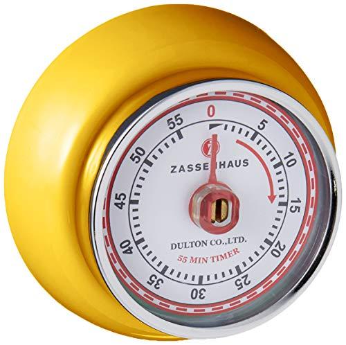Zassenhaus 72341 Timer Speed, gelb