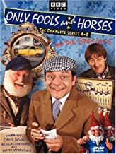 ONLY FOOLS AND HORSES COMPLETE SERIES 4-
