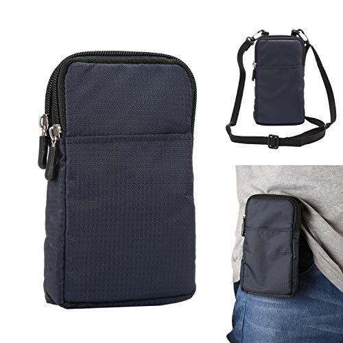 Clips para cinturón de teléfono deportivo para correr, bolsa de cintura, pequeñas bolsas cruzadas para hombres y mujeres, funda para teléfono de 6 pul