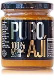 Ají amarillo La Sarita - Puro Ají 250 ml | Sin aditivos ni conservantes | Sin gluten | Apto para...