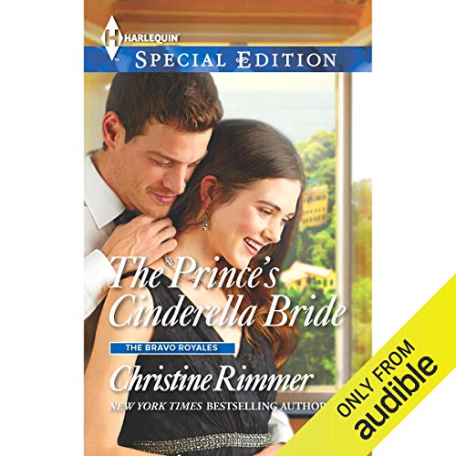 The Prince's Cinderella Bride audiobook cover art