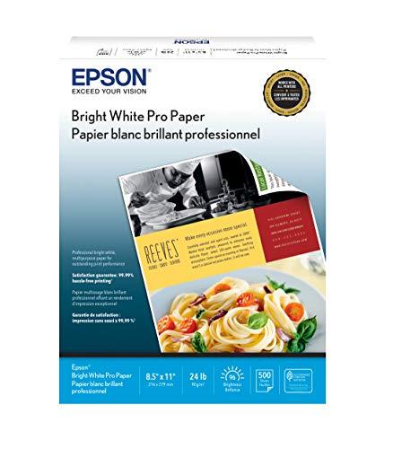 Epson Bright White Printer Paper - S041586