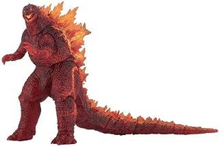 Yifuty レッドロータスゴジラゴジラ核爆発モンスター恐竜のおもちゃアクショナブル図アニメ18センチメートルクリスマスギフトボックスのPVC 2019作品のバージョン