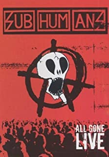 The Subhumans - Subhumans - All Gone Live [2005] [DVD]
