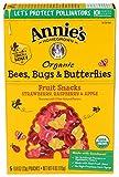 Annie's Homegrown Homegrown Bees Bugs, & Butterflies Fruit Snacks, 4 oz