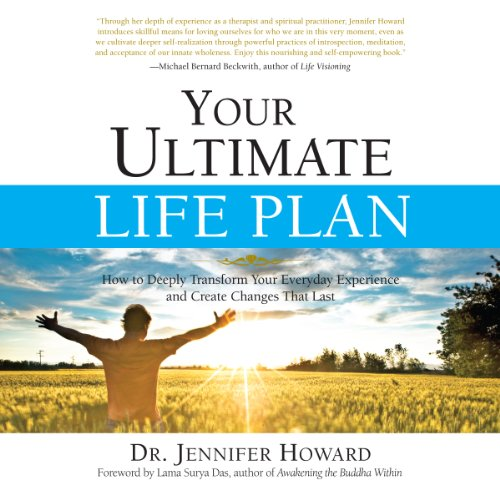 Your Ultimate Life Plan audiobook cover art