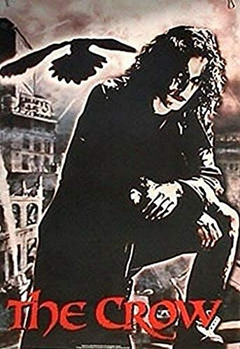 TOPBEE #The #Crow #Movie #Poster Brandon Lee Rare New Hotgifts Poster Wall Art Print Posters Poster