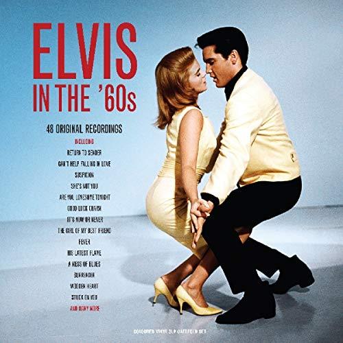 Elvis in the 60'S (farbiges Vinyl) [Vinyl LP]