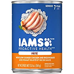 Iams proactive health pate