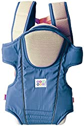 Bey Bee Comfortable Sling Backpack Baby Carrier Bag, Dark Blue,Baby & mOm Retail Pvt Ltd,BB-1102-DB,baby carrier,baby hip seat