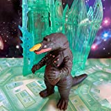 ウルトラ怪獣シリーズ ソフビ 人形 フィギュア 怪獣 ウルトラ怪獣500 シリーズ ライブサイン 絶版品 ザラガス