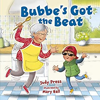 Bubbe's Got the Beat cover art