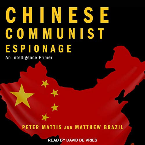 Chinese Communist Espionage cover art