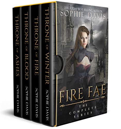 Fire Fae: The Complete Series (English Edition)