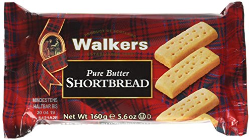 Walkers Shortbread Reine Butter Shortbread fingersung (1 x 160 g)