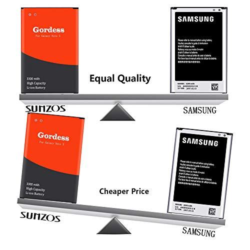 Anker 2200mAh Li-ion Battery For Galaxy SIII GT-I9300, Samsung Galaxy S3 T999(T-mobile )/ I747(AT&T )/ I535(Verizon)/R530( U.S. Cellular )/L710(Sprint), Fits EB-L1G6LLU - White