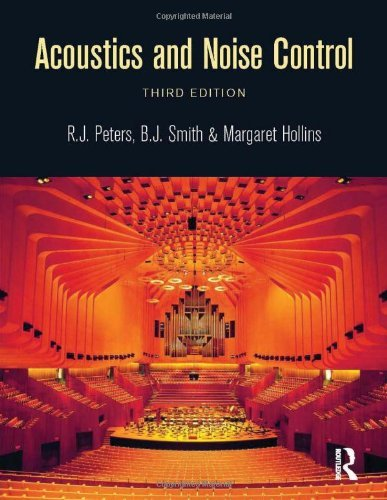 Acoustics and Noise Control by R. J. Peters (9-Jun-2011) Paperback