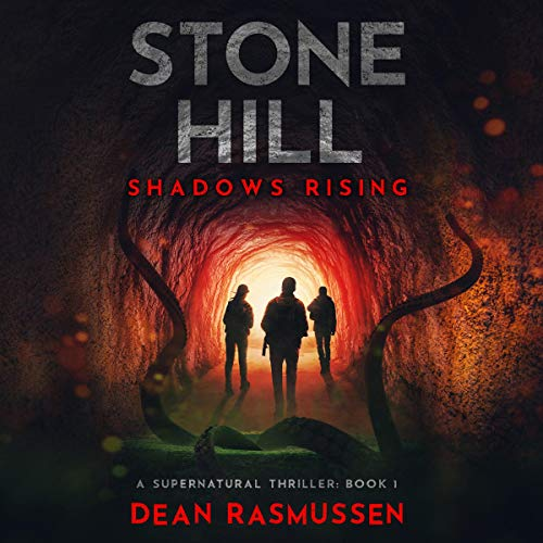 Stone Hill: Shadows Rising audiobook cover art