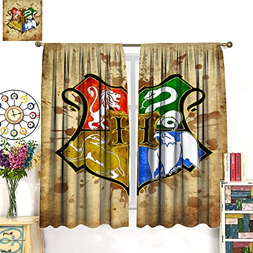 cortina harry potter de la marca WENTING
