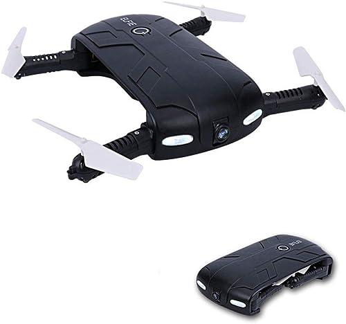 ERKEJI Drohne Gravity Sensation Fernbedienung Faltbare Mini vierachsige Flugzeuge Spielzeug Flugzeuge 720P Luftbildkamera Echtzeitübertragung WiFi FPV
