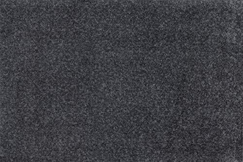 wash + dry Decor Tapis en Nylon Gris 40/60