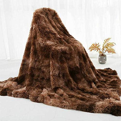 Large Soft Warm Fleece [Alternative dealer] Cuddly Throw discharge sale Blanket Sofa King Bed Double