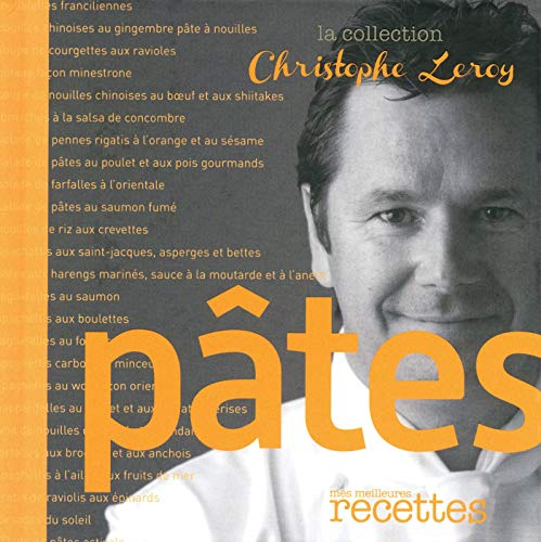 Pâtes (CHRIS. LEROY) (French Edition)
