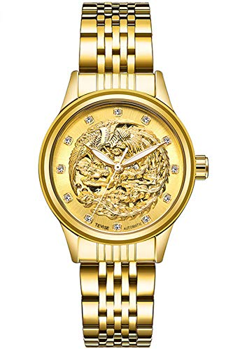 Reloj - findtime - para - MYXL-Tevise9006womenGOLD