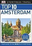 Best Amsterdam Guide Books - DK Eyewitness Top 10 Amsterdam (Pocket Travel Guide) Review