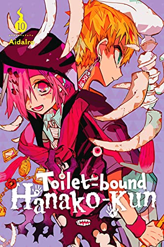 Toilet-bound Hanako-kun, Vol. 10 (Toilet-bound Hanako-kun, 10)