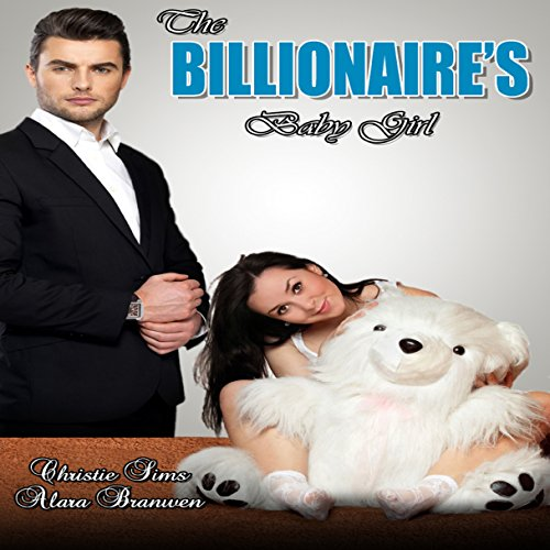 The Billionaire's Baby Girl audiobook cover art