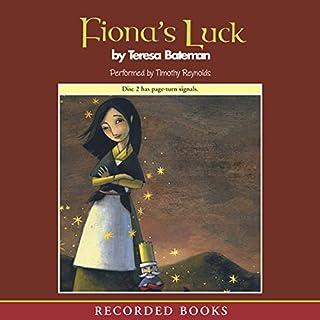 Fiona's Luck audiobook cover art