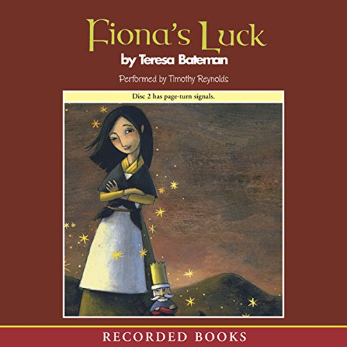 Fiona's Luck audiobook cover art
