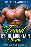 Freed by the Mountain Man (Deep Woods Alpha's (Mountain Man Stories) Book 2)