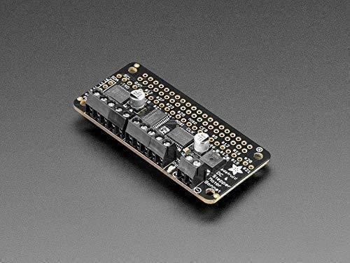 Adafruit DC & Stepper Motor Bonnet for Raspberry Pi
