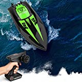 ACHICOO UdiR/C UDI908 RC Ship 2.4G 40km/h Brushless High Speed Double-Layer Waterproof with Water Cooling System Toy Gift