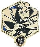 Golden Erwin Smith - 1st Edition Attack on Titan Collectible Enamel Pin