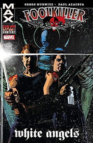 Foolkiller: White Angels (English Edition)