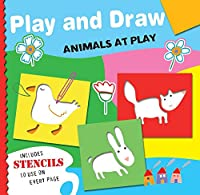 Animals at Play (Play and Draw)