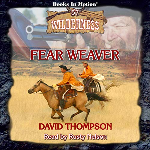 Fear Weaver Audiobook By David Thompson cover art