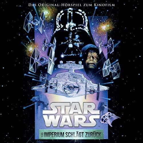 Star Wars - Das Imperium schlägt zurück. Das Original-Hörspiel zum Kinofilm Titelbild